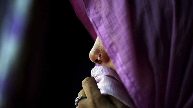 Indian family bury daughter alive to save her from 'evil'