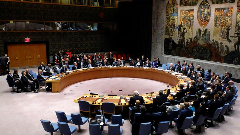 'US, UK sabotage any attempts at Syria settlement'