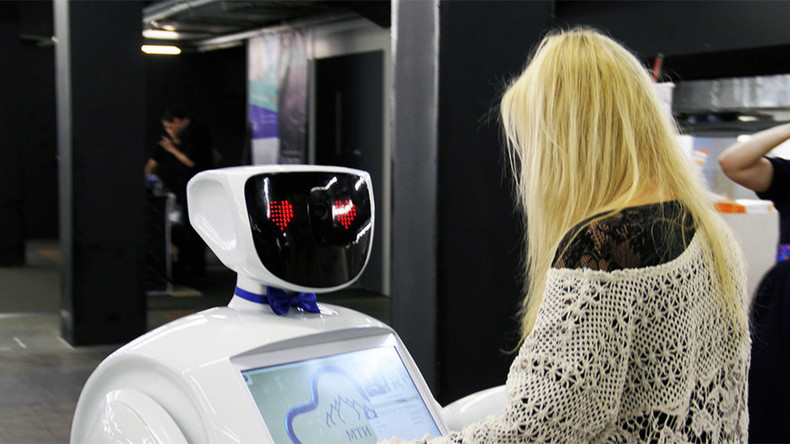 Russian android plans to redefine how humans and robots talk to each other