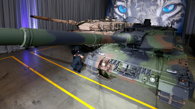 Germany to send modern tanks to Russian border – Defense Ministry