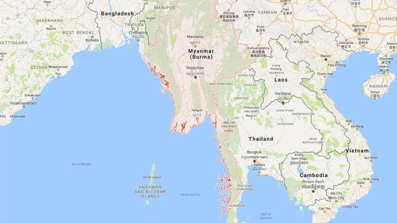 Search called off after plane crash reports off Myanmar prove false