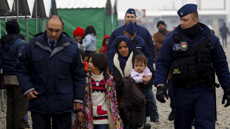 Drop mandatory refugee quotas or face lawsuit and 'big battle,' Hungarian PM tells Brussels