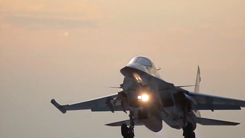 Russian and US jets flew dangerously close in Syria - US official