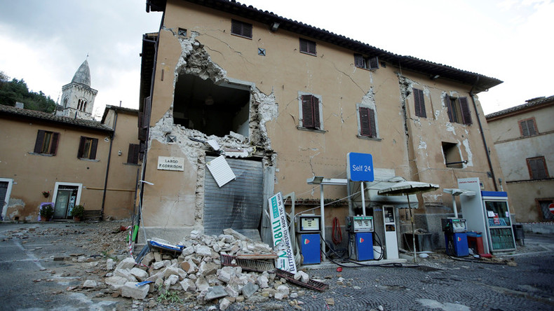 Italian earthquakes were retribution for anti-Jewish UNESCO vote – Israeli deputy minister