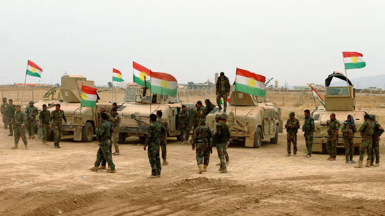 Iraqi Kurds will push for independence after Mosul is freed — PM