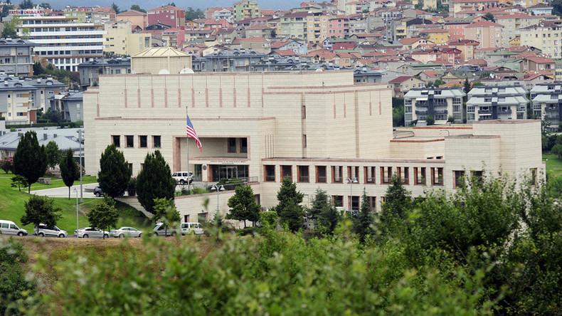 US orders evacuation of Istanbul diplomatic staff families