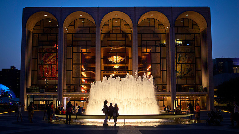 Man scatters 'friend's ashes' in NYC Met Opera prompting evacuation
