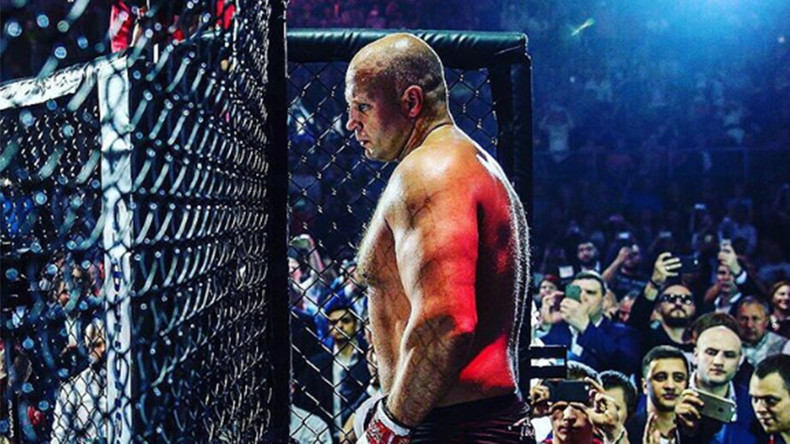 Fedor Emelianenko will be back to the cage in early 2017 – report