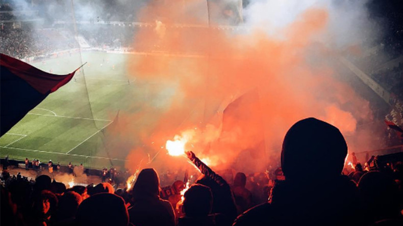 Russian Football Premier League urges for tougher punishment for pyrotechnics