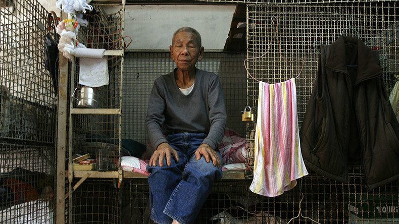 Slavery is the dirty secret behind Hong Kong's wealth
