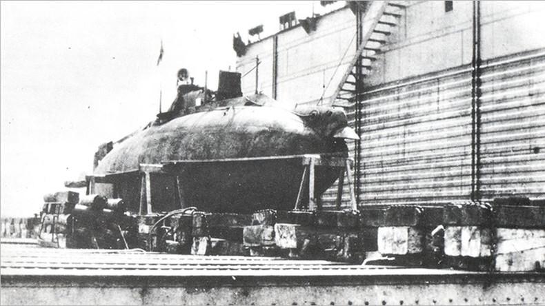Sunken WW1 submarine: Russia offers Sweden help in salvaging vessel