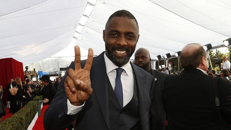 British actor Idris Elba wins in kickboxing debut