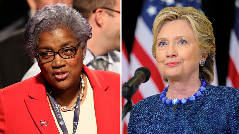 Brazile out at CNN after WikiLeaks reveals she gave debate questions to Clinton camp