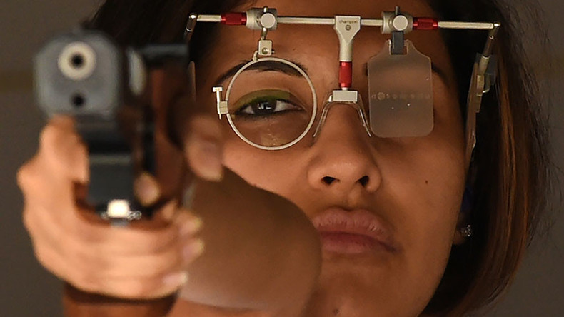 Indian sharpshooter boycotts Iran tournament over compulsory hijab law