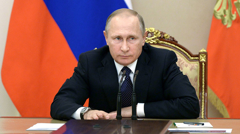 Russia-US plutonium deal no longer in force after Putin signs bill