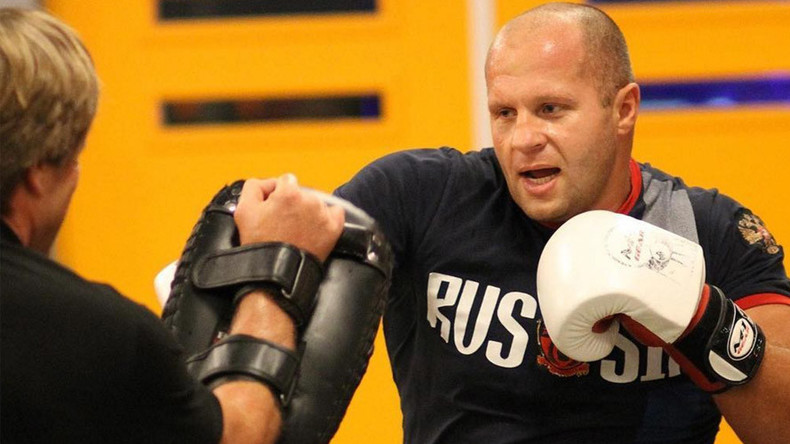 Fedor Emelianenko confirms talks on upcoming fight