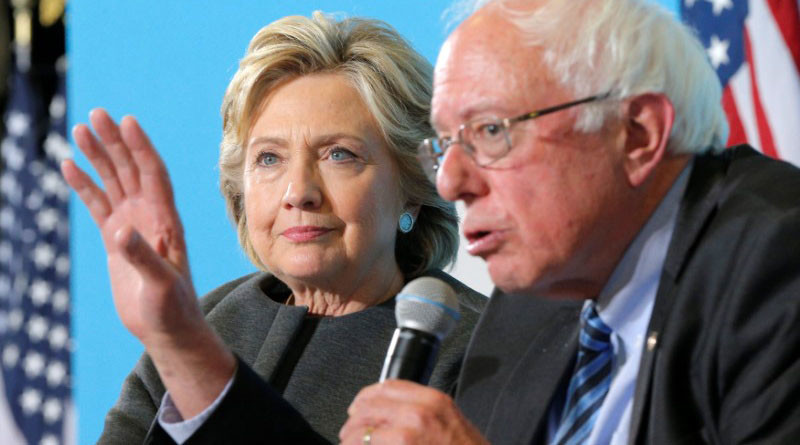 Clinton describes Sanders supporters as 'basement-dwellers' & 'baristas' in leaked recording