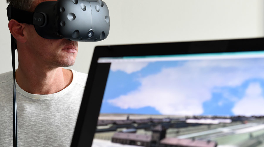 Germans build virtual-reality death camp to help prosecute Nazi criminals