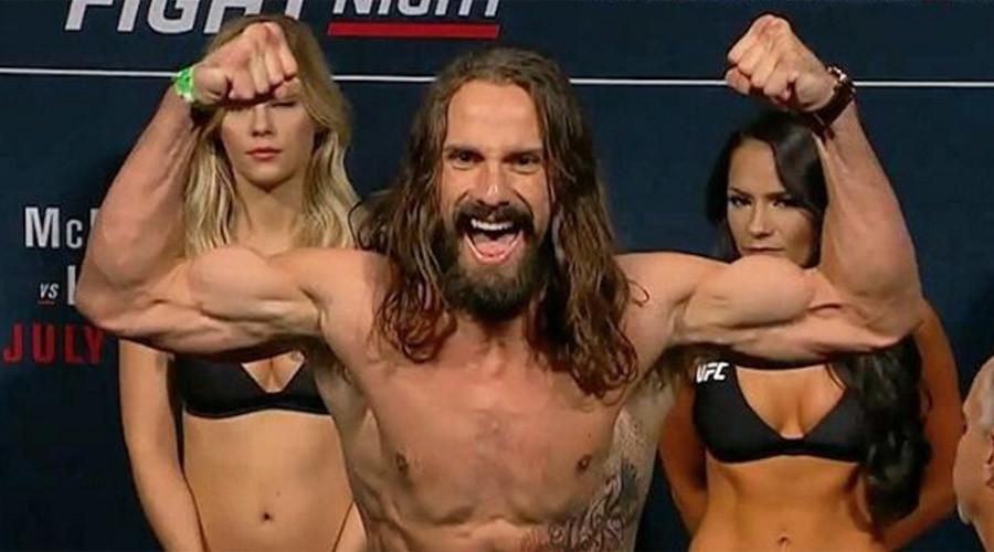 UFC fighter found in coma, alongside dead friend