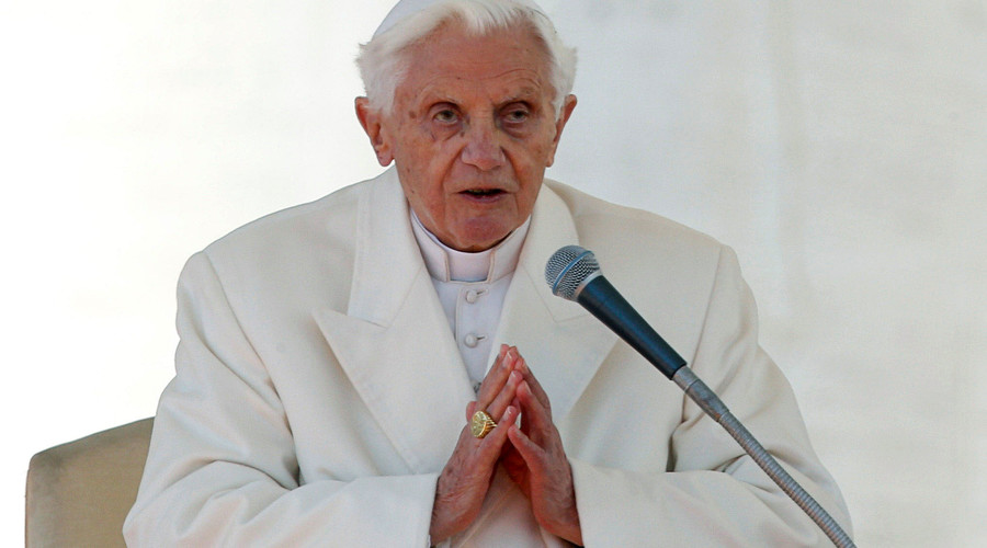 World Cup caused Pope Benedict's earlier resignation, personal aide claims
