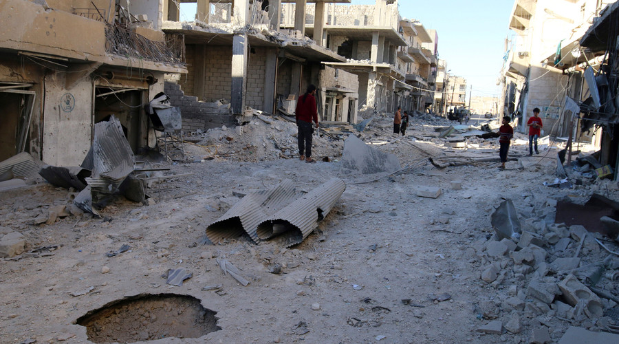 UN blames US, EU sanctions for punishing Syrian civilians, stalling aid work – leaked report