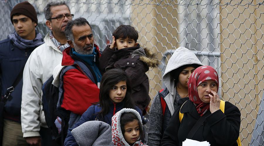 'Totally unrealistic': Austrian FM blasts EU refugee quota plan