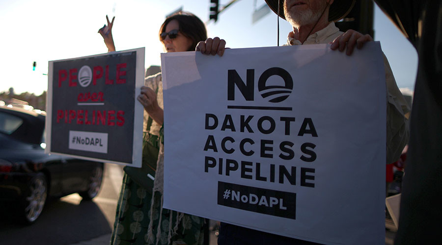 Dakota Access Pipeline: Police fire on media drones, mass arrests, treaty rights declared