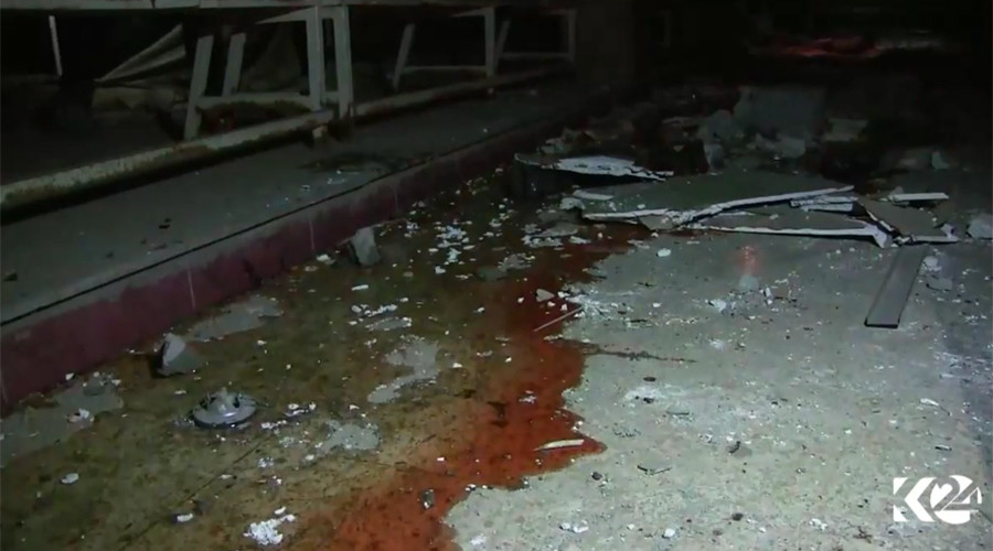 30 killed, scores injured in suicide bombing at Kurdish wedding in Syria