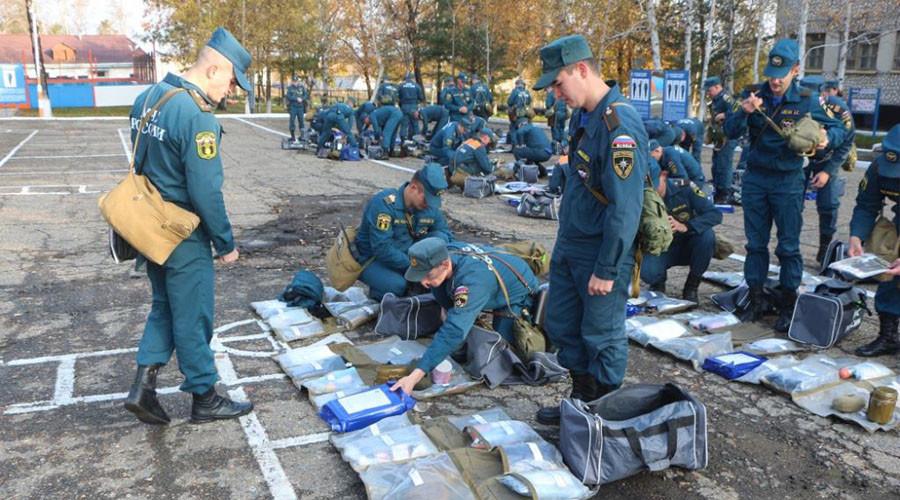 40 million Russians involved in annual 4-day defense drills