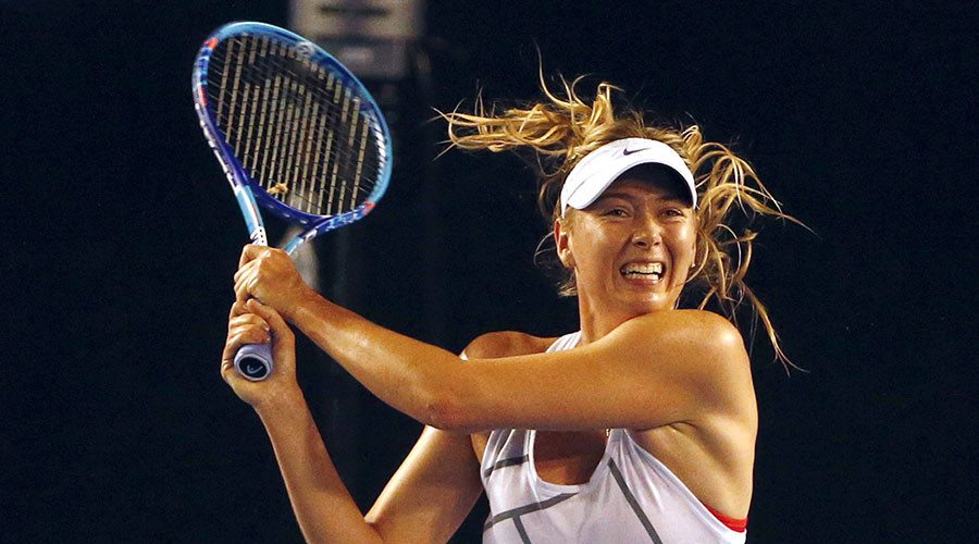 Sharapova's ban reduced, may compete starting April 26