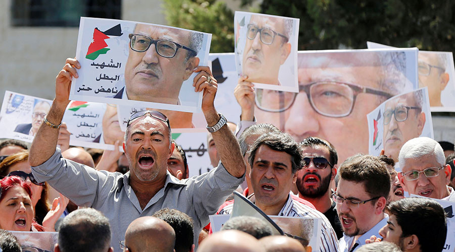 Murder of prominent Jordanian writer Nahed Hattar: Who pulled the trigger?