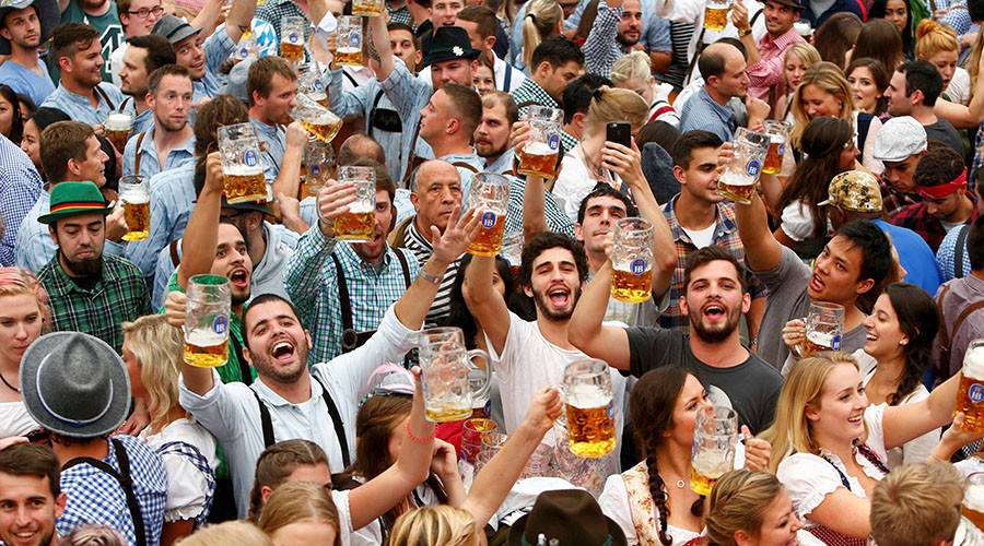 Oktoberfest sees rise in reported sex crimes despite lowest attendance in 15yrs