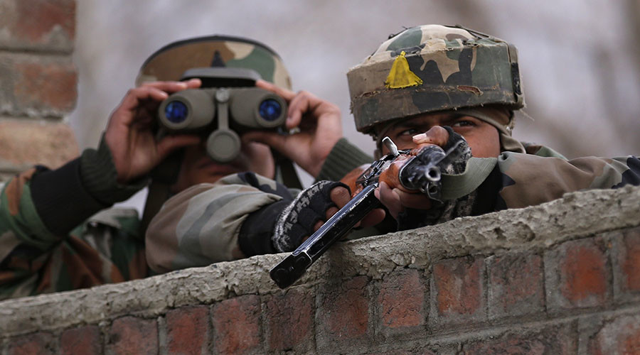 India to build over 5,000 bunkers in Kashmir as cross-border violence with Pakistan worsens (VIDEO)