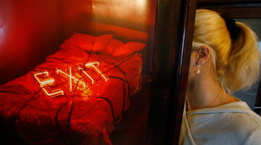 Hundreds of sex slaves rescued in international trafficking ring bust