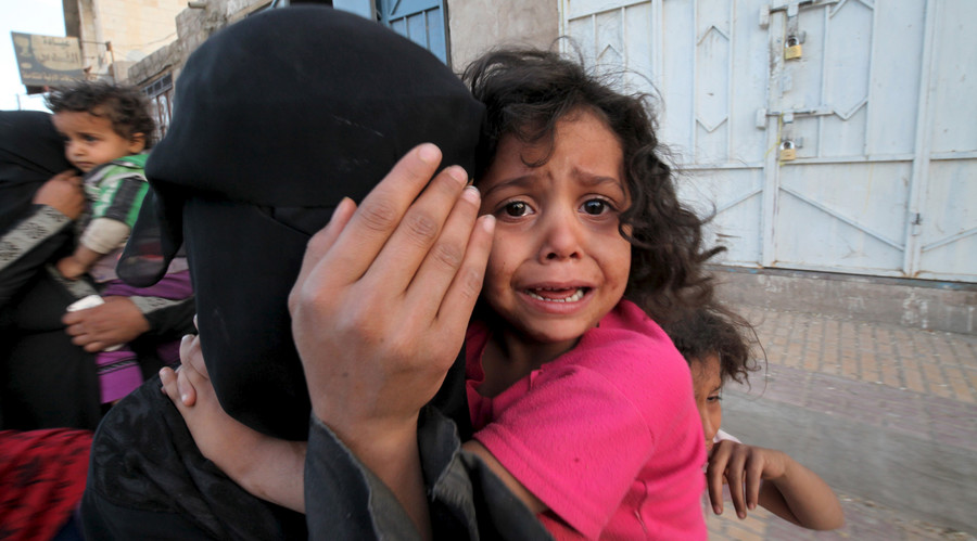 'Cancer connected with nuclear disasters develops in Yemeni children'
