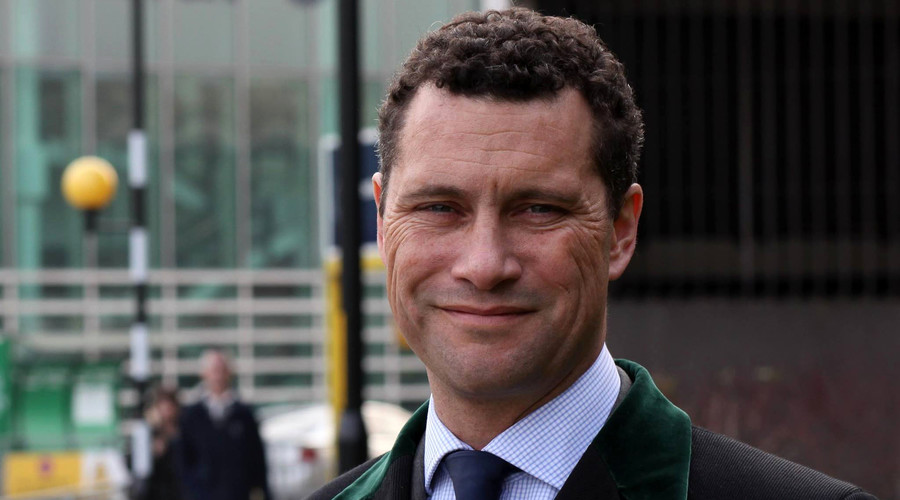 UKIP's Steven Woolfe hospitalized after being punched at Euro Parliament meeting