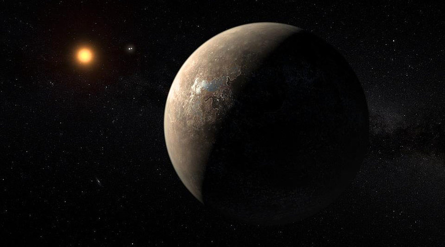 Proxima b: Planet that could support human life 'may have oceans'