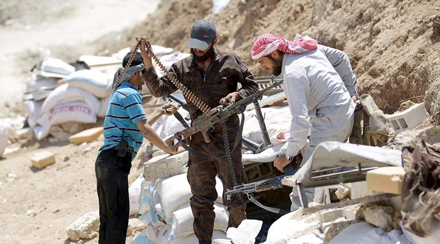 Aiding terrorist group: German court convicts men who sent Ahrar Al-Sham $145,000 in supplies