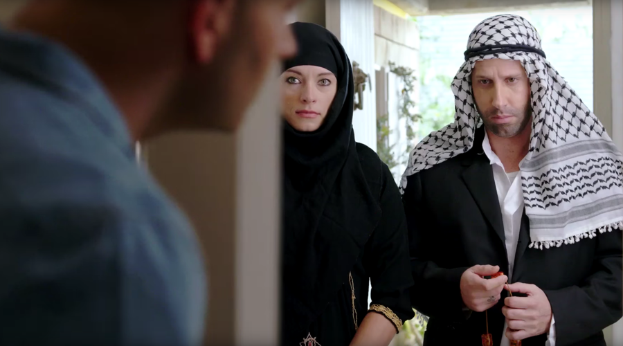 Israeli govt pokes fun at almost everyone for invading Jewish 'home-sweet-home' (VIDEO)