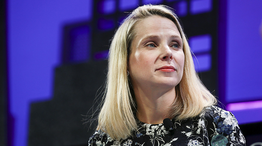 'Intentional discrimination': Yahoo CEO hit by lawsuit claiming male colleagues illegally purged