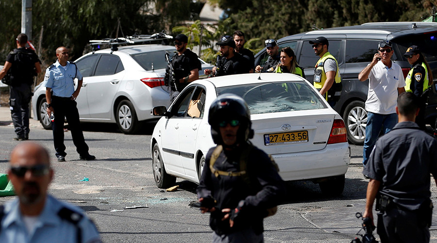 2 killed, 6 injured in shooting attack in Jerusalem