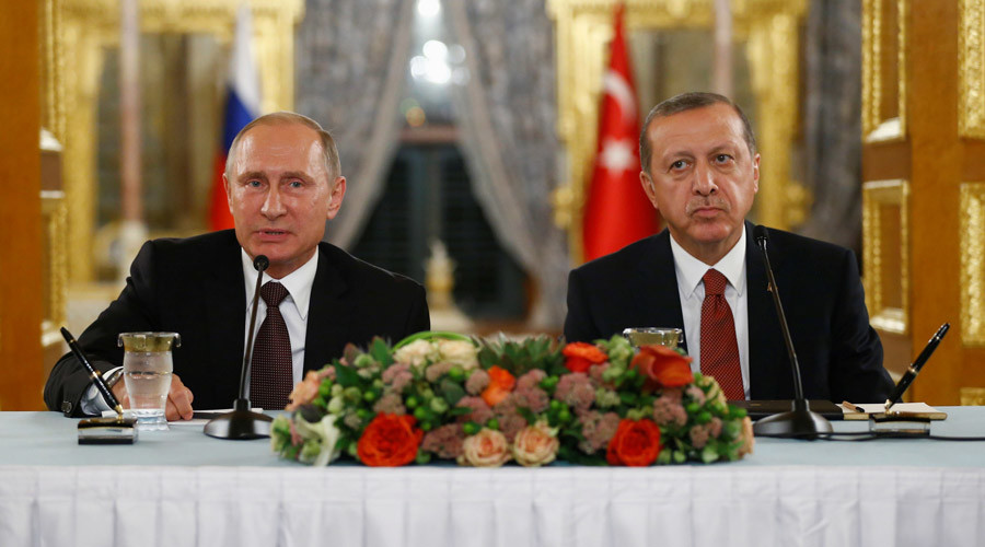 Putin: Russia, Turkey call for urgent end to bloodshed in Syria