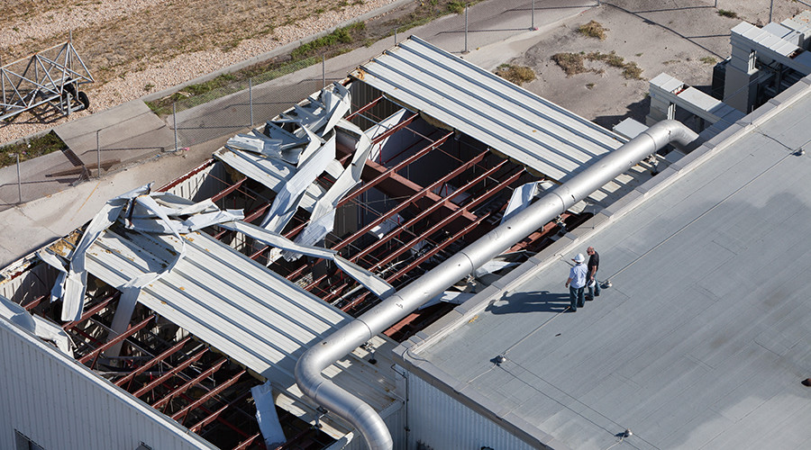 When Matthew met NASA: Hurricane damages important NASA, SpaceX buildings