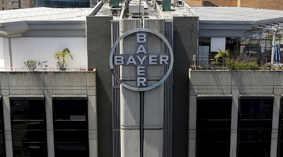 EU approves Bayer's $62.5bn takeover of GMO & pesticide giant Monsanto