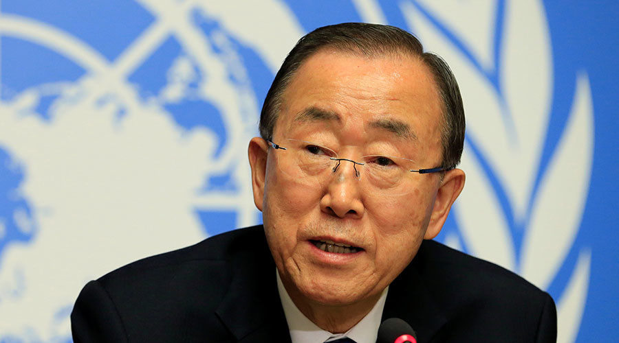 Syria accuses Ban Ki-moon of damaging UN reputation by taking sides in conflicts