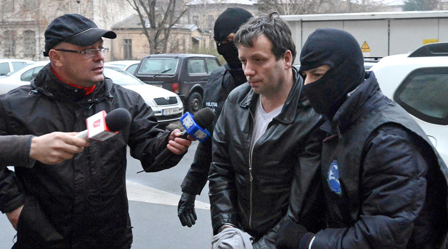 Hacker 'Guccifer' who revealed Clinton's private email server to serve time in Romania