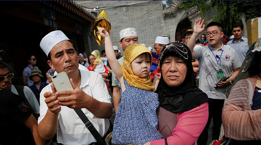 Parents in majority Muslim region of China banned from 'luring' children into religion