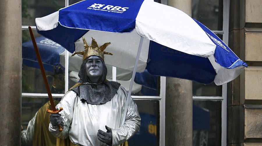 Royal Bank of Scotland may face $27bn legal bill