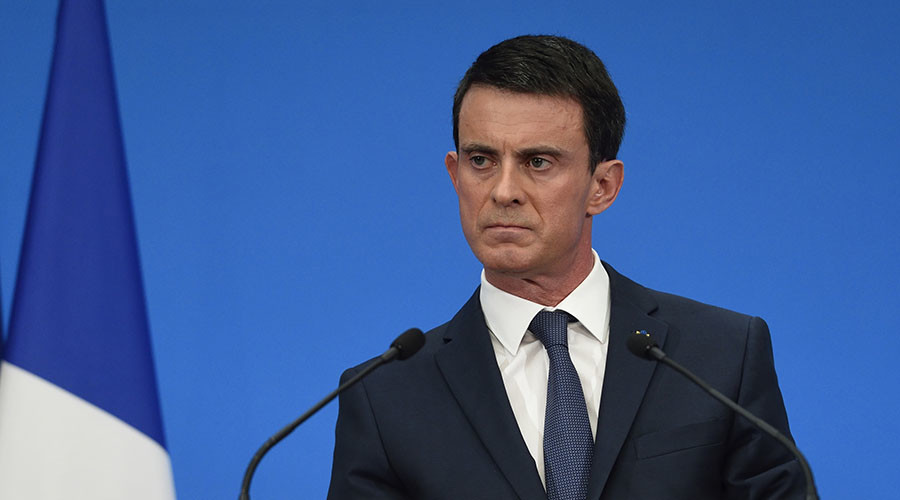 'Moscow is being obstructive': French PM Valls doubles down on Russia policy after criticism