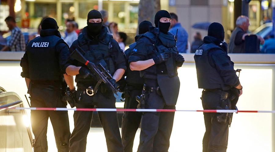 German terror plot suspect found dead in police custody
